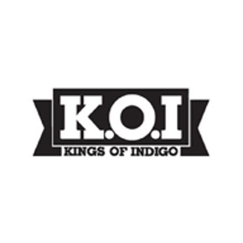Logo Kings Of Indigo