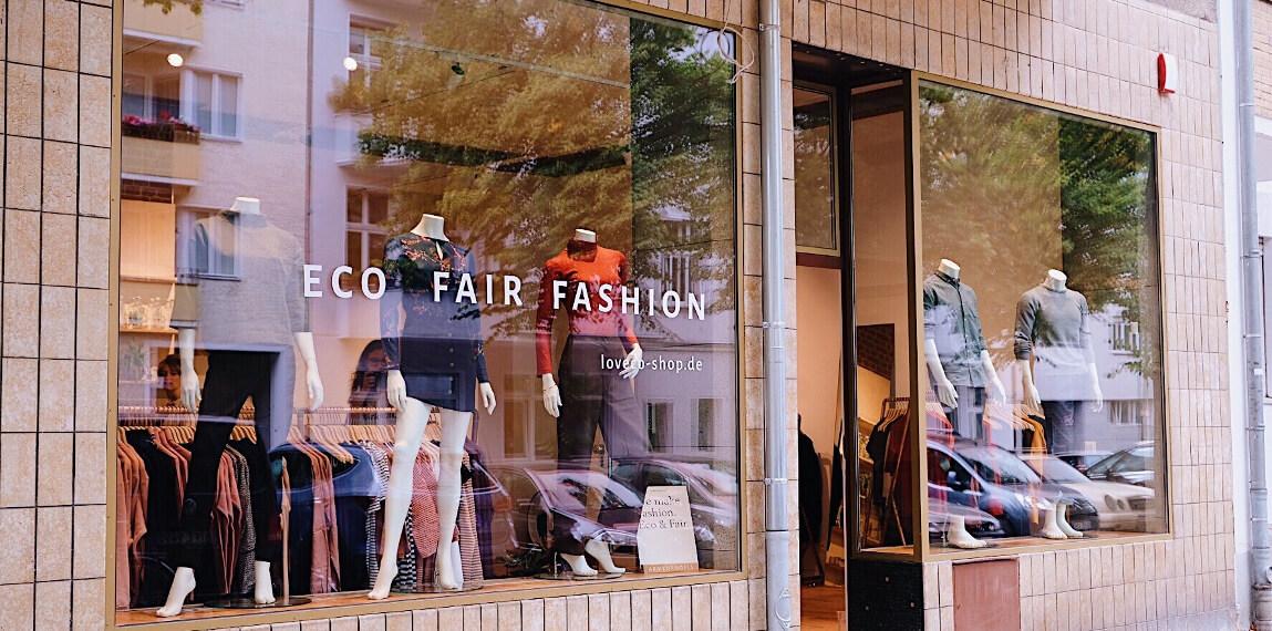Laden für vegane Mode in Schönerberg