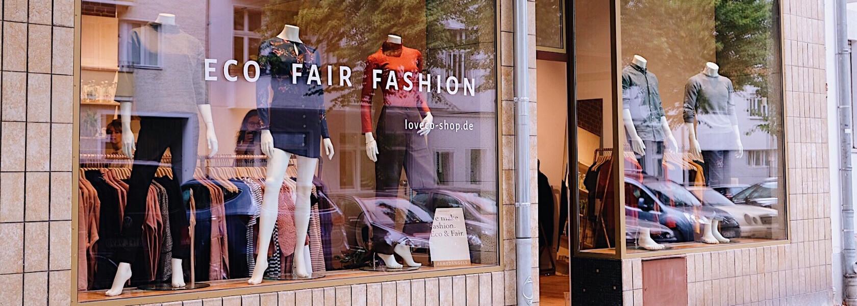 Loveco Store Schöneberg Fair Fashion